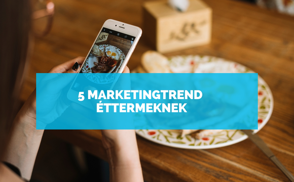 Étterem marketing 2019